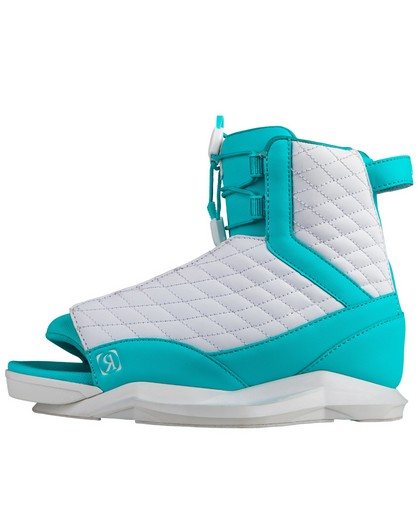 Ronix Luxe Womens Wakeboard Boots 2020 Left Side