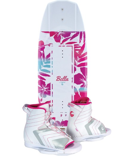 Connelly Kids Bella Wakeboard 2021 w/ Optima Boots