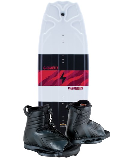 Connelly Kids Charger Wakeboard 2021 Optima Boots