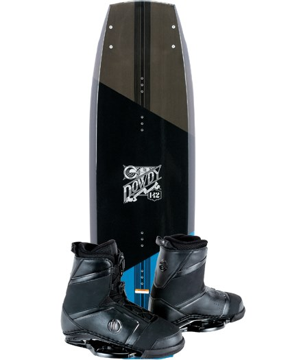 Connelly Dowdy Wakeboard 2021 MD Boots