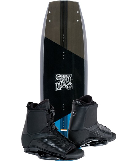 Connelly Dowdy Wakeboard 2021 w/ Draft Boots
