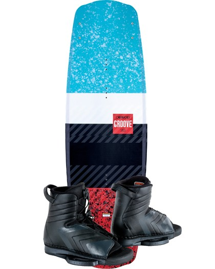 Connelly Groove Wakeboard 2021 w/ Optima Boots