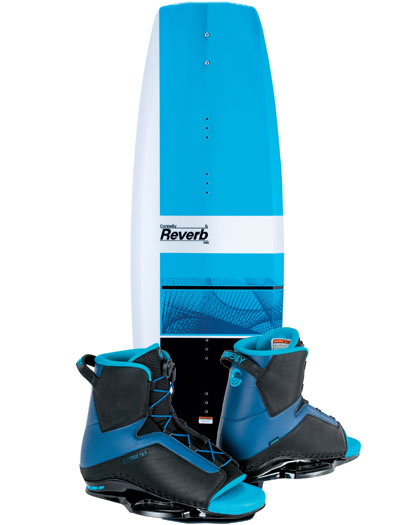 Connelly Reverb Wakeboard 2021 w/ Empire Boots