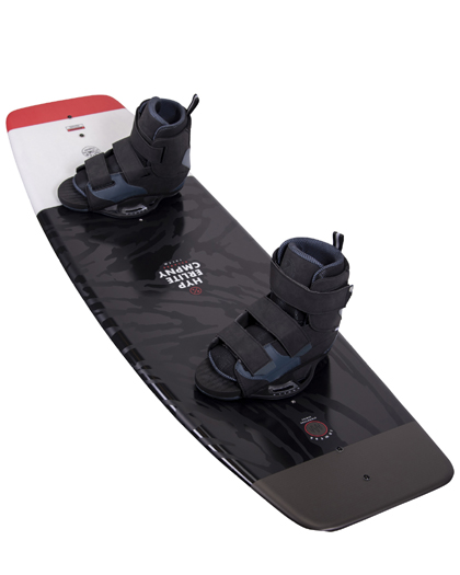 Hyperlite Relapse Wakeboard 2021 with Formula boots