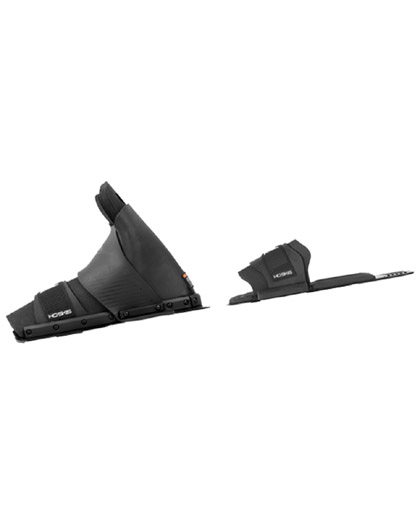 HO Animal Water Ski Bindings 2019 with Rear Toe