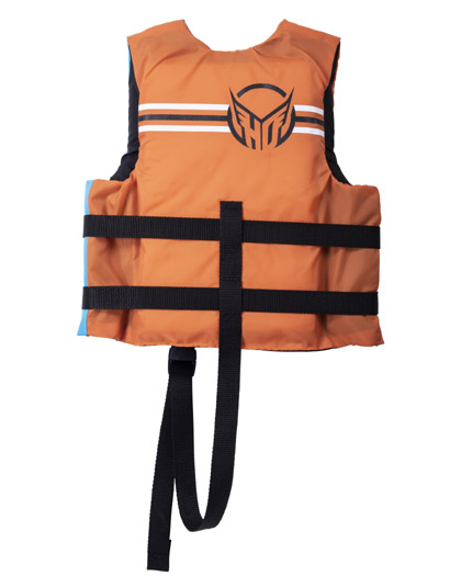 HO Hot Shot Child Nylon Life Vest 2020 Back