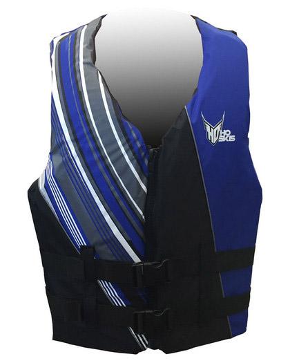 HO Sports TALL NYLON Life Jacket FRONT