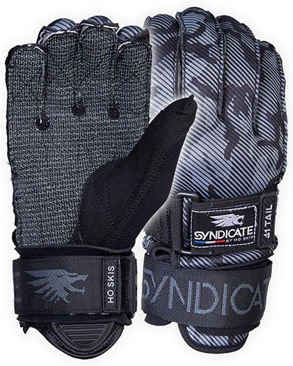 HO 41 Tail Inside Out Water Ski Gloves Kevlar Palm 2021