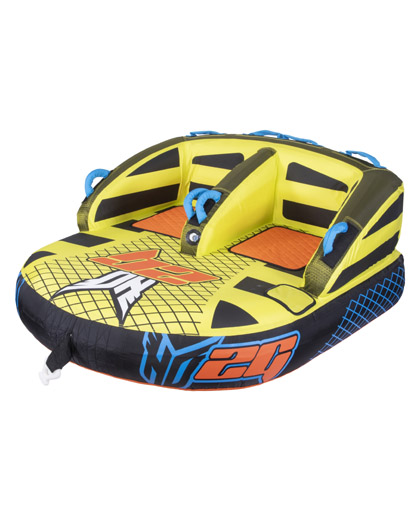 HO 2G Towable Tube 2 Rider 2021 Front