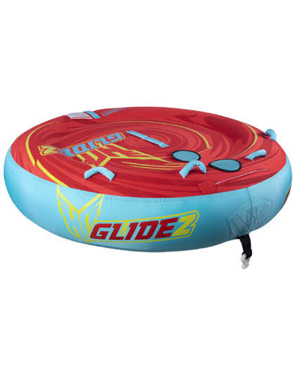 HO Glide 2 Rider Towable Tube 2021 Front