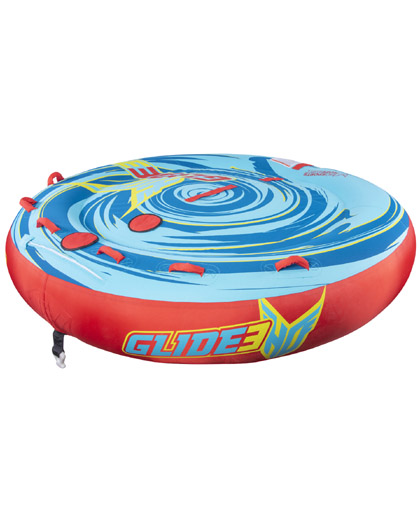 HO Glide 3 Rider Towable Tube 2021 Front