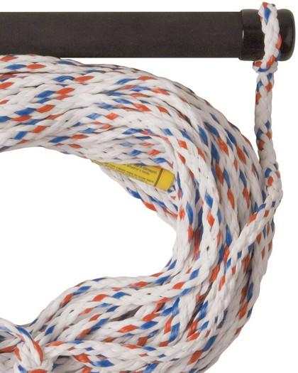 HO Sports Universal Mainline Water Ski Rope + Handle 2021 Close Up