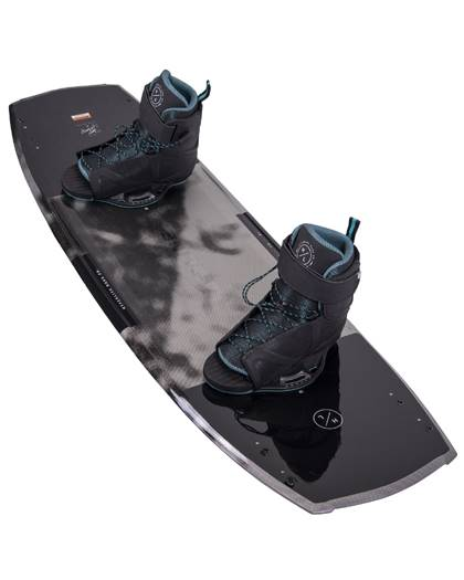 Hyperlite Baseline Wakeboard 2021 with Session Boots