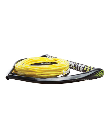 Hyperlite Chamois Handle with Fuse Line Package 2019 Yellow