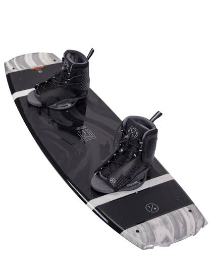 Hyperlite Franchise Wakeboard 2021 with Black Remix Boots