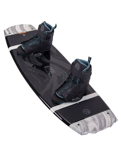 Hyperlite Franchise Wakeboard 2021 with Session Boots