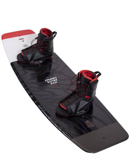 Hyperlite Relapse Wakeboard 2021 with Team Open Toe Boots