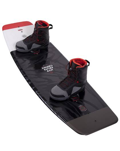 Hyperlite Relapse Wakeboard 2021 with Team X Boots