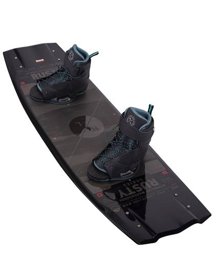 Hyperlite Rusty PRO Wakeboard 2021 with Session Boots