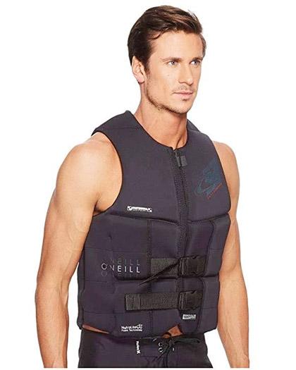 Oneill Assault LS Mens Neoprene Life Vest Model