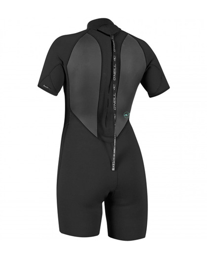 ONeill Womens Reactor II 2mm Spring Suit 2021 Back