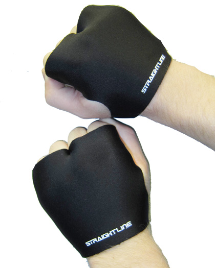 StraightLine Palm Protector Pair