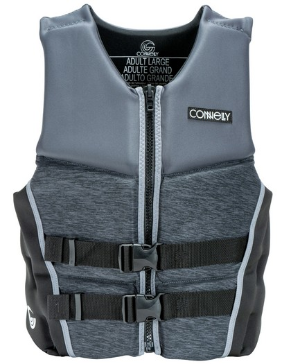 Connelly Mens Classic Neo Life Vest CGA Flex Back 2021