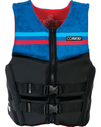 Connelly Mens Pure Neoprene Life Vest 2021