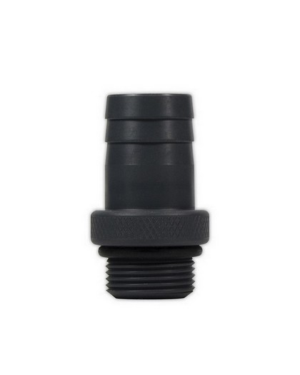 Fly High 1-inch Barbed End Sac Valve Threads W733