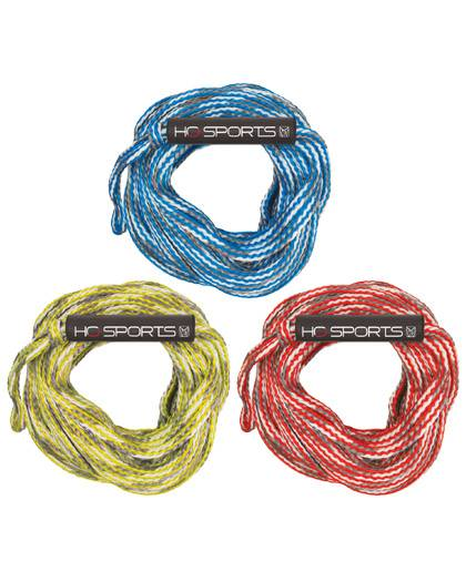HO Sports 2k 60ft Deluxe Tube Rope 2 Riders 2021