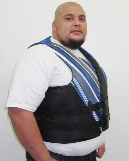 HO Sports Tall Life Vest CGA NYLON up to 5XL-TALL 2020