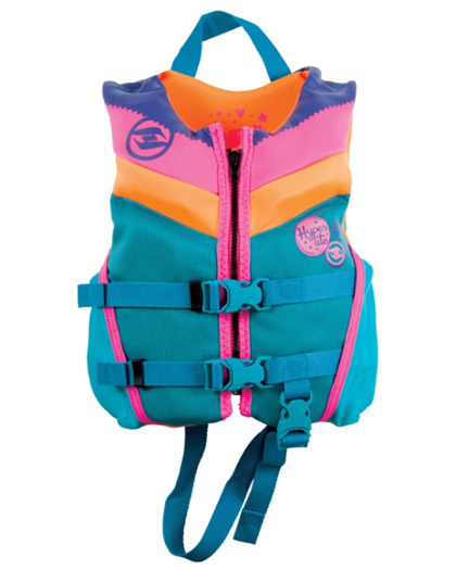 Hyperlite Indy Child Girls Neoprene Life Vest 2020