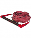 Ronix Combo 3.0 Hide Grip w/70 ft. 4-Sect. Solin Rope Package