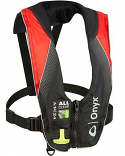 Onyx A/M-24 All Clear Auto/Manual Inflatable Nylon Vest
