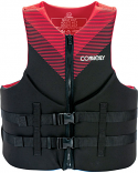 Connelly Promo TALL Neoprene Life Vest 2021 Red