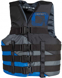 "OBrien Oversized Mens Nylon Life Vest 60"" to 70"" chest"
