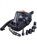 OBrien ST High Pressure 12V Inflator Black Tube Pump