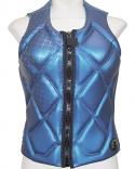 ONeill Gem Womens Comp Vest Wake Jacket Blue 2019 Closeout