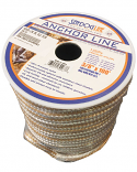 Sea-Dog Premium Double Braided Nylon Anchor Line