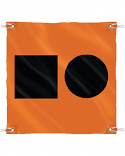Seachoice Distress Signal S.O.S. Flag