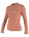 ONeill 24-7 Tech Crew Long Sleeve Womens Rashguard