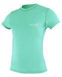 ONeill 24-7 Tech Crew Short Sleeve Womens Rashguard