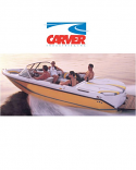 Carver Boat Cover Tournament Style Ski Boats