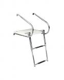 Seachoice Universal Swim Platforms w/ Top Mount Ladder