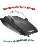 Yamaha Deluxe Premium Tower Mooring Boat Cover